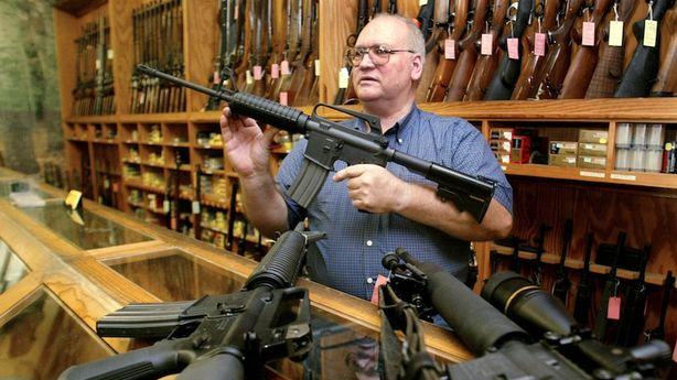 How the NRA and Gun Makers Got Around the Last Ban on Assault Rifles