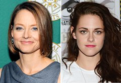 Jodie Foster, Kristen Stewart | Photo Credits: Mathew Imaging/WireImage, Michael Buckner/Getty Images