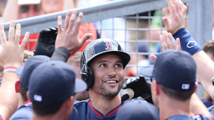 Grady Sizemore named Red Sox starting center fielder; Jackie Br…