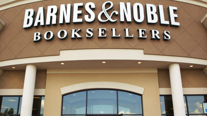 Barnes & Noble sees 'Fifty Shades' of green