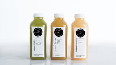 Los Angeles' Pressed Juicery Brings Juice Bar Brand To San Diego