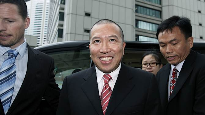 HK billionaire's lover gets 12 years for fake will