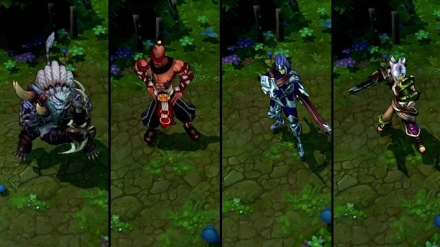 League of Legends - Patch Preview