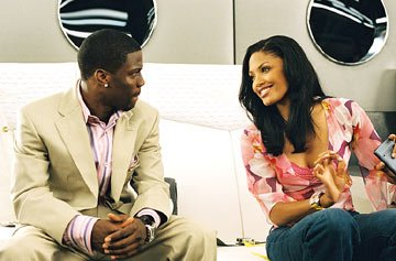 Kevin Hart and K.D. Aubert in MGM's Soul Plane