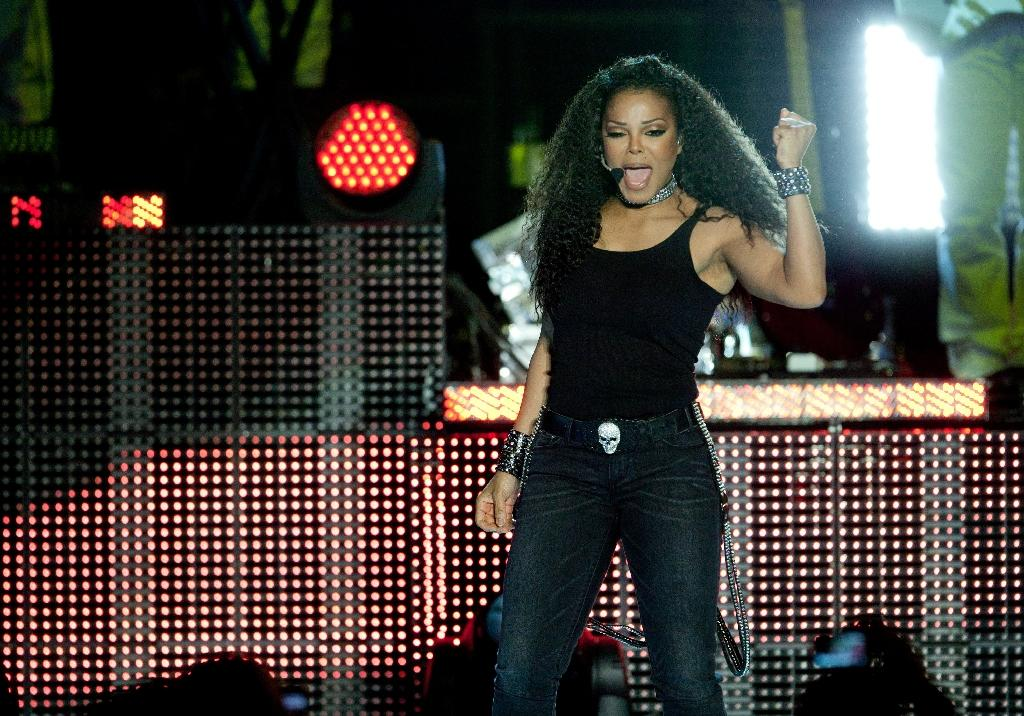 Janet Jackson returns to channel late brother