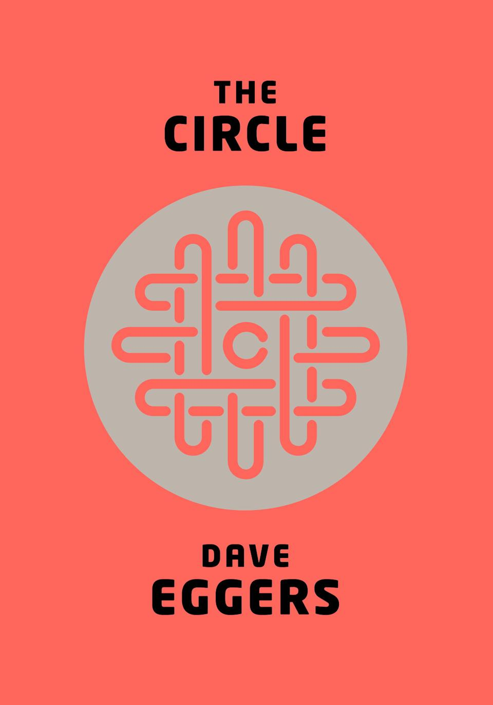 "This book cover image released by Alfred A. Knopf/McSweeney's shows ""The Circle,"" by Dave Eggers. (AP Photo/Alfred A. Knopf/McSweeney's)"