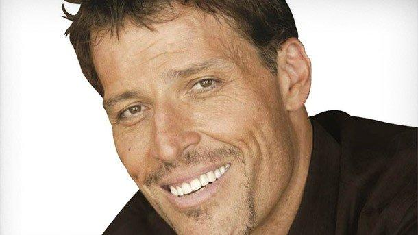 Tony Robbins on the 7 'Forces' of Business Mastery