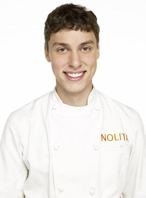 John Francis Daley FOX's Kitchen Confidential