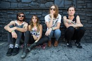 Dead Sara's 'Dream Come True': Touring With Muse