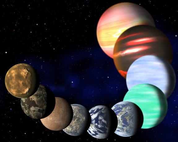 17 Billion Earth-Size Alien Planets Inhabit Milky Way