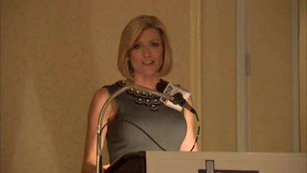 Cecily Tynan inducted into the Broadcast Pioneers Hall of Fame