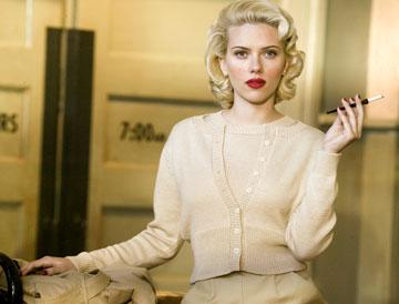 Scarlett Johansson in Universal Pictures' The Black Dahlia