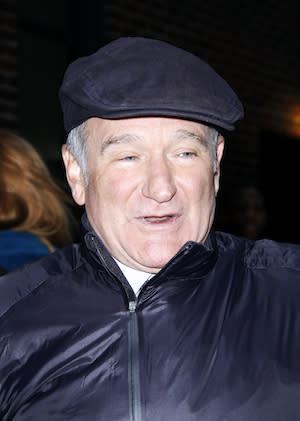 Robin Williams Starring in Dito Montiel's 'Boulevard'