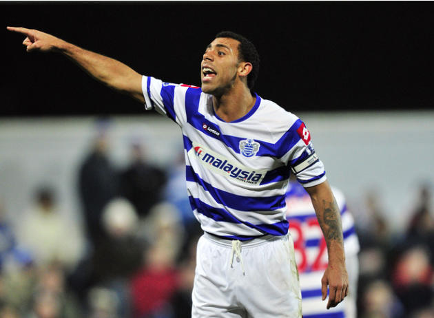 Queen's Park Rangers' English Defender Anton Ferdinand Gestures   AFP/Getty Images