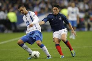 Nasri out of France's provisional World Cup squad