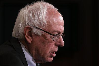"""Bernie Sanders: """"When you hustle money ... that can isolate you from the reality of the world."""""""
