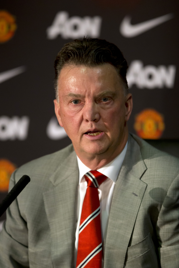 Van Gaal needs time to impose philosophy at United | View photo