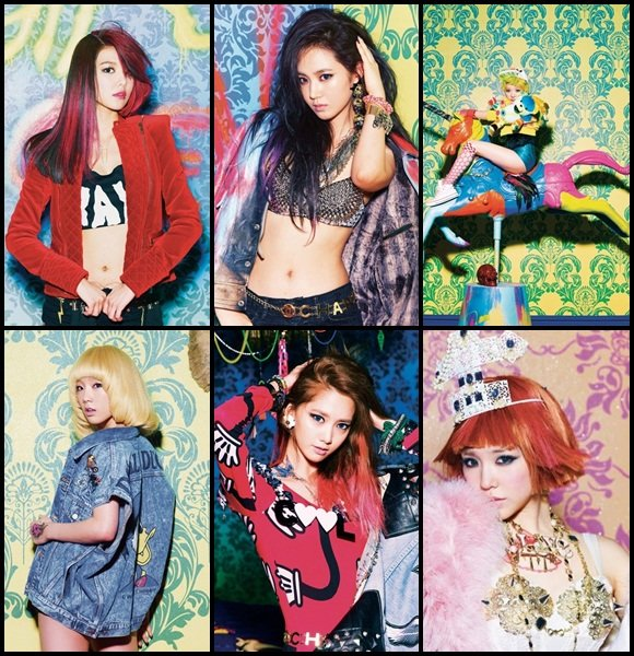 Girls' Generation's teaser images leaked
