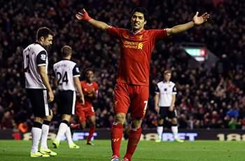 Suarez vindicated for staying at Liverpool, says Rodgers