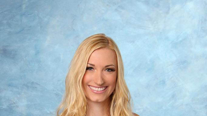 "Lyndsie J., 29, an internet entrepreneur from Scottsdale, AZ competes on Season 16 of ""The Bachelor."""