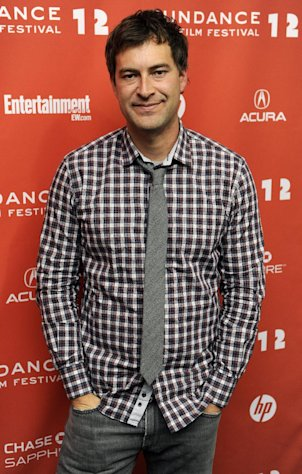 "FILE - In this Jan. 20, 2012 file photo, Mark Duplass, a cast member in ""Your Sister's Sister,"" poses at the 2012 Sundance Film Festival in Park City, Utah. Duplass, star of the new film ""Safety Not Guaranteed, "" picks his favorite five time travel movies; ""Eternal Sunshine of the Spotless Mind,"" ""Somewhere in Time,"" ""Timecrimes,"" ""Primer"" and ""Bill & Ted's Excellent Adventure"" . (AP Photo/Chris Pizzello, File)"