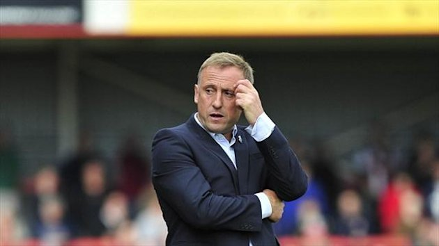Cheltenham manager Mark Yates saw his side beat Wycombe 2-1