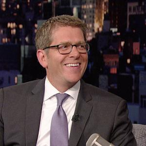 Jay Carney, Part 1 - David Letterman