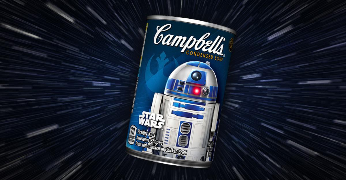 These Are The Soups You're Looking For
