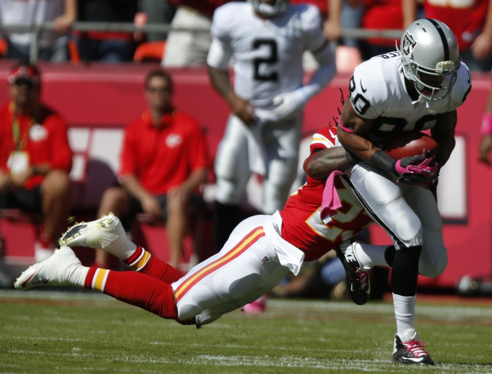 5 things to note after Chiefs defeat Raiders
