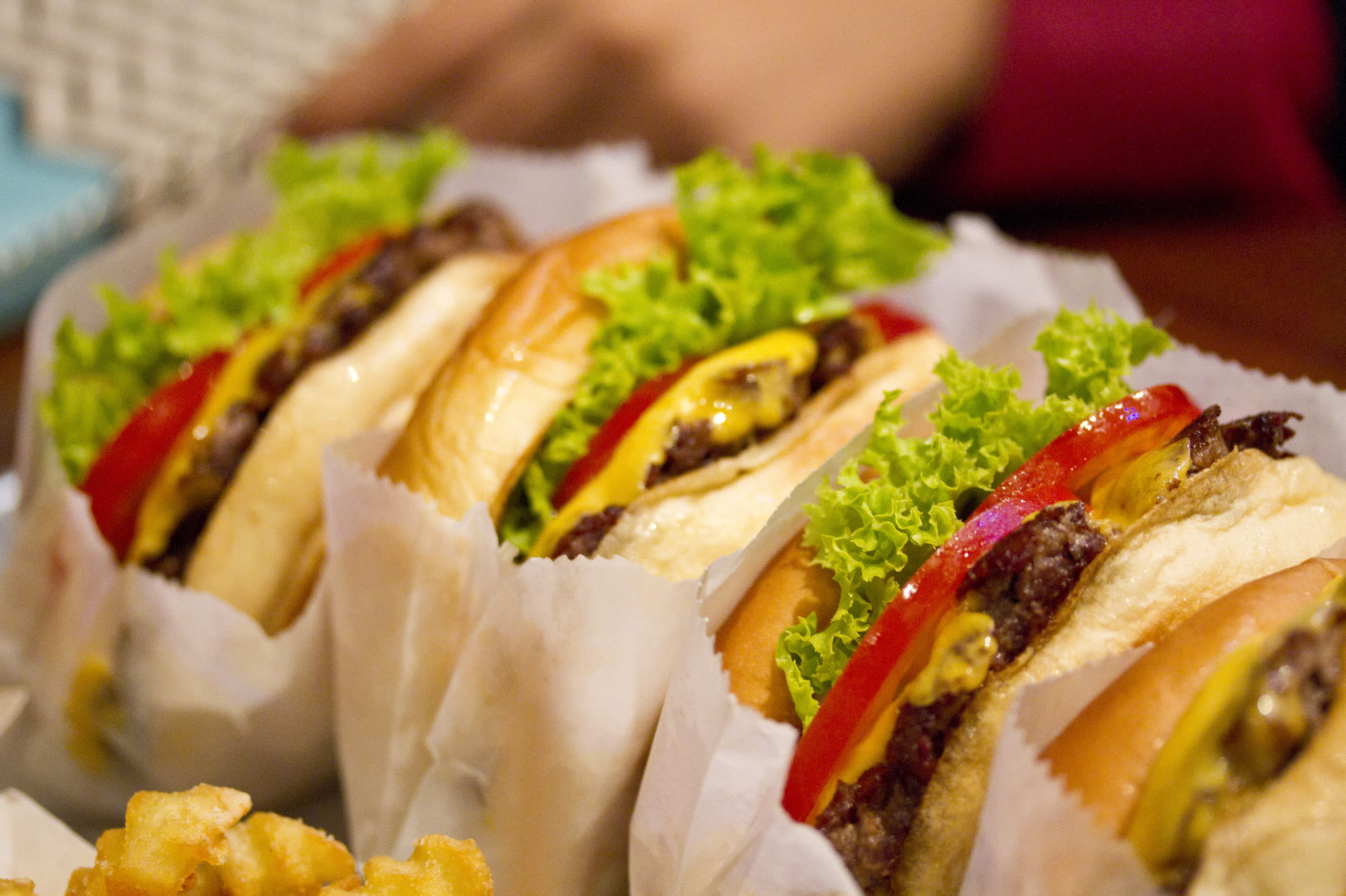 Watch out, Shake Shack — the future of fast food isn't about burgers