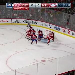 Detroit Red Wings at Montreal Canadiens - 10/21/2014