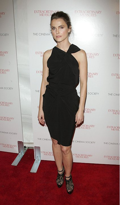 Extraordinary Measures NY Screening 2010 Keri Russell