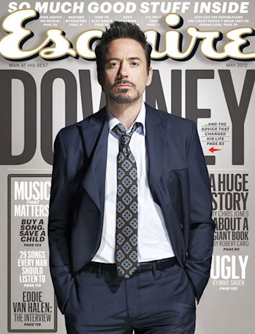 Robert Downey Jr.: I Was Terrified Before Son Exton&#39;s Birth