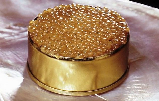 Almas Golden Caviar