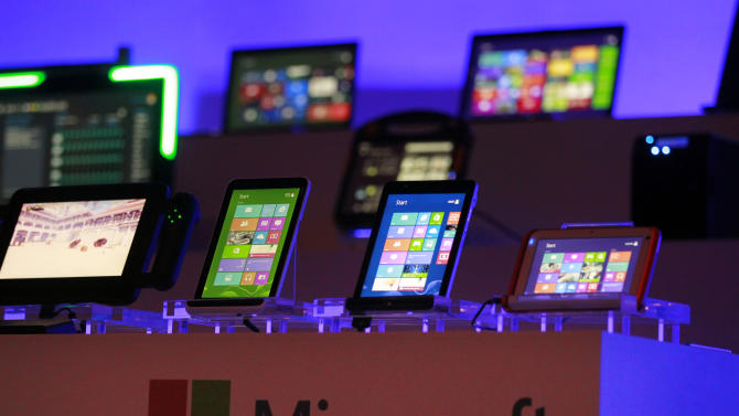 Microsoft board boosts dividend by 22 pct