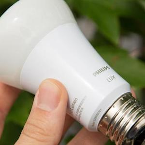 Lighting up the new Philips Hue Lux LEDs