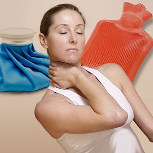 Ice or Heat? What to Use, When, on Strains and Pains