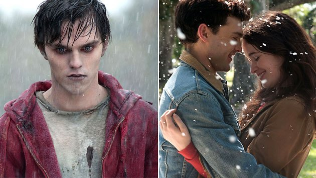 'Warm Bodies,' 'Beautiful Creatures'