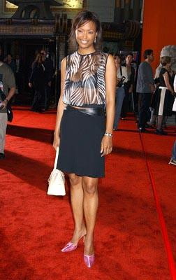 Premiere: Aisha Tyler at the LA premiere of Lions Gate's Wonderland - 9/24/2003