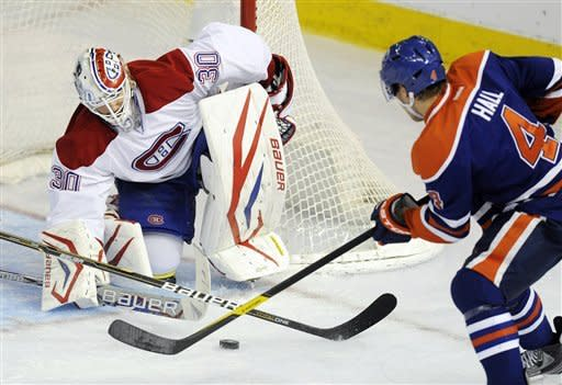 Pacioretty, Subban lead Canadiens over Oilers