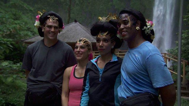 The Amazing Race - Crocodile Tears for Afghanimals