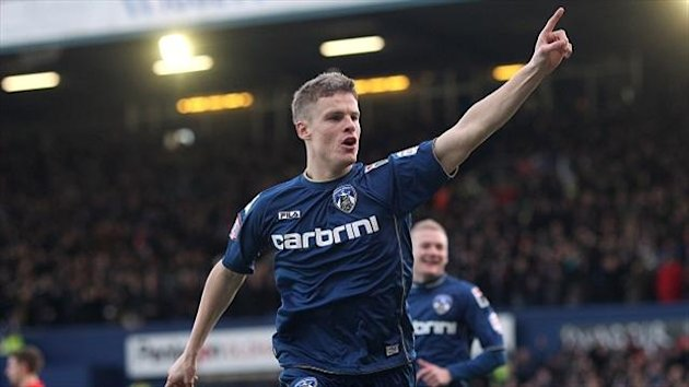 Matt Smith's vital goals helped to secure Oldham's League One status