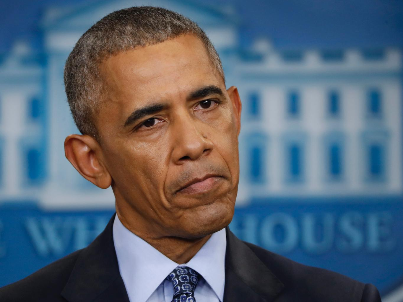 Obama declines to comment on Democrats boycotting Trump's inauguration: 'All I know is I'm going to be there'