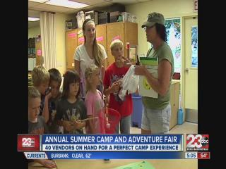 Summer camp and adventure fair