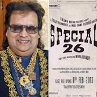 Bappi Lahiri To Sing A Number For &#39;Special Chabbis&#39;