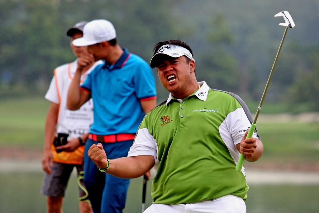 Kiradech wins playoff to end Li's teenage dream