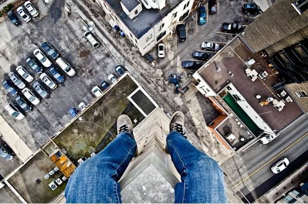 Dizzying photos