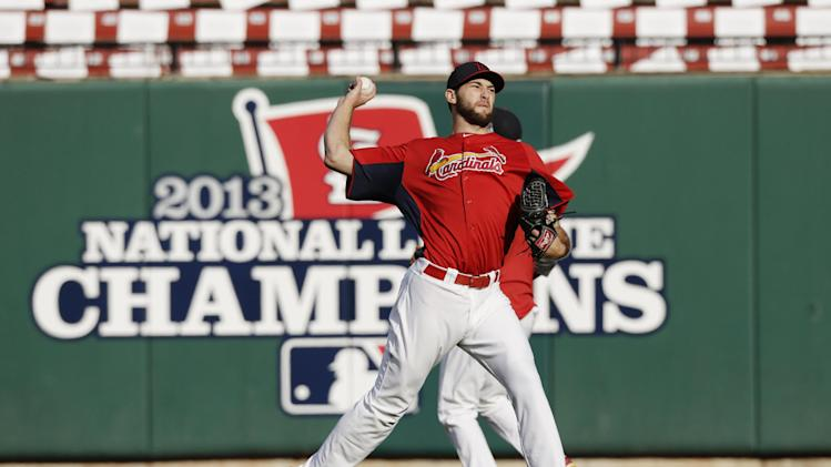 Grounded Cardinals hope to fly high with Wacha
