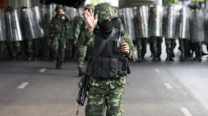 Thailand's powerful army declares martial law