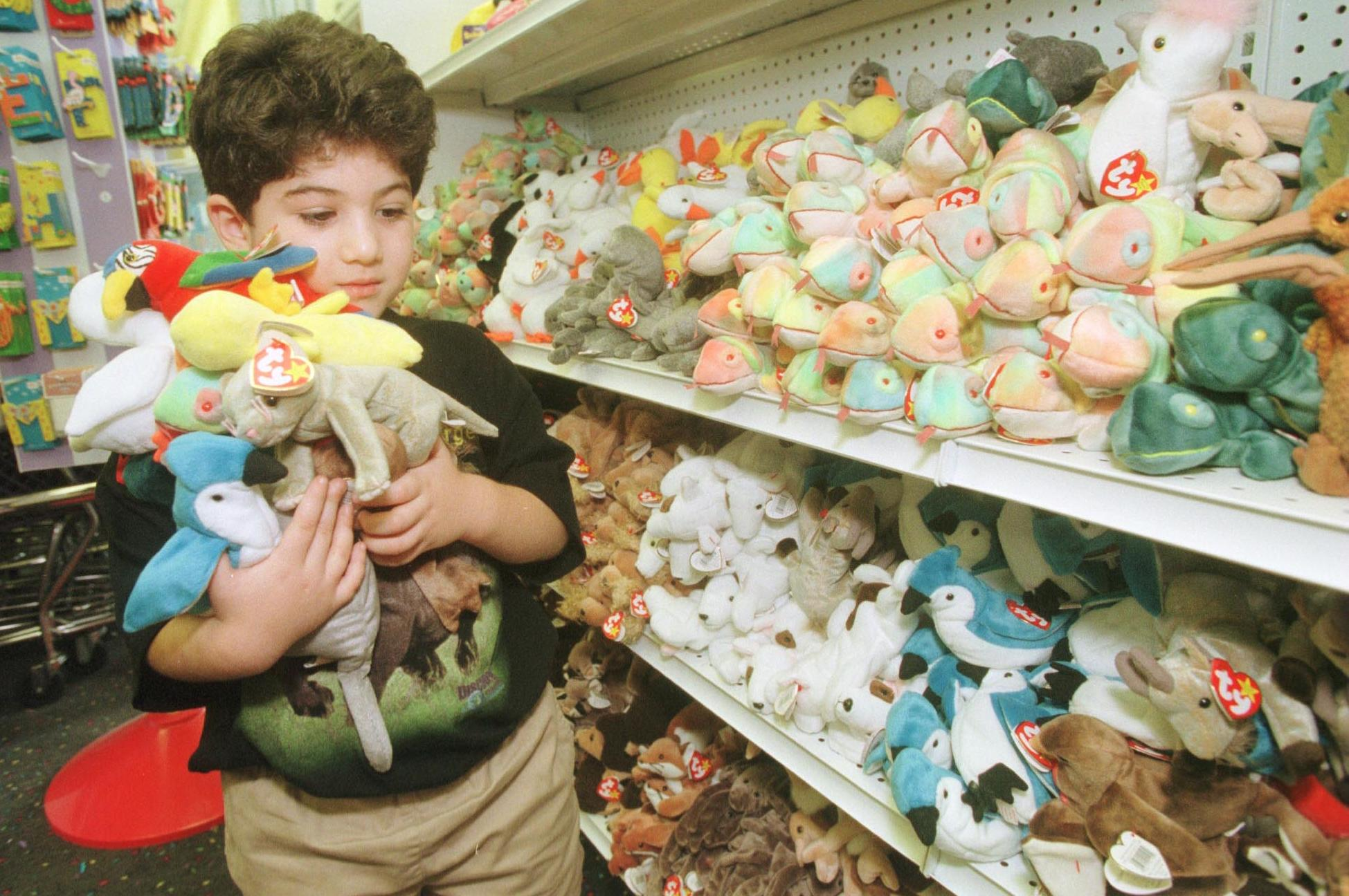 Beanie Babies: Whatever happened to Millennials' favorite toy?
